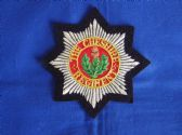 CHESHIRE REGIMENT BLAZER BADGE